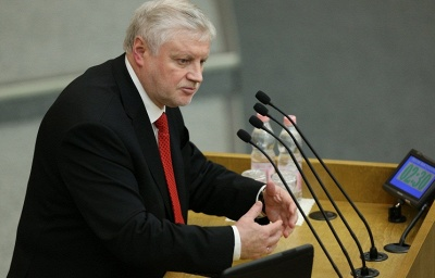 Mironov: Russia's future strategy of relations with Ukraine should rest on mutual benefit