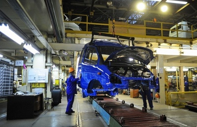 Russia launches production of GAZelle Next commercial vehicle in Turkey