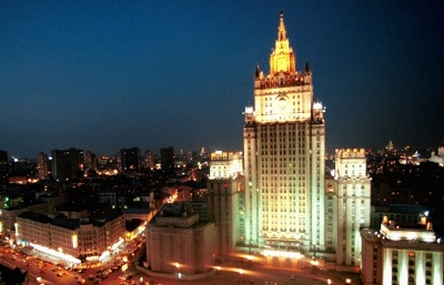 Russian Foreign Ministry renders assistance to Russian national detained in United States