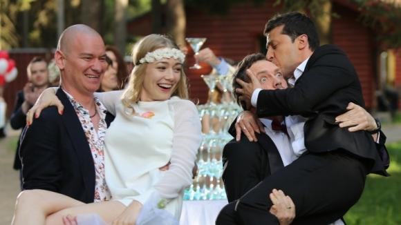 Фильм с Владимиром Зеленским оставили в российском кинопрокате