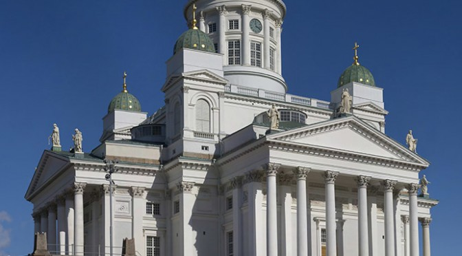 Nearly 8,000 resign from Finnish church after same-sex marriage vote