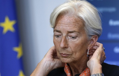 IMF chief rules out possibility of granting delay to Greece to repay loan