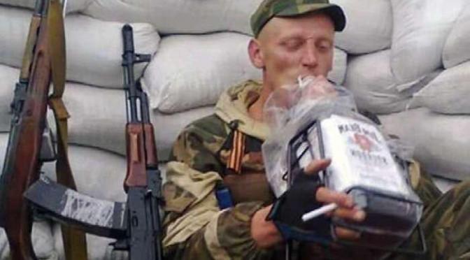 П'яні горлівські бойовики захопили швидку і побили лікаря