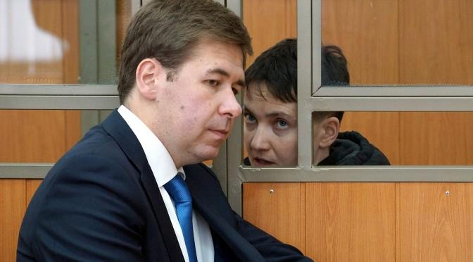 Віра Савченко оприлюднила не всю промову сестри – Новіков